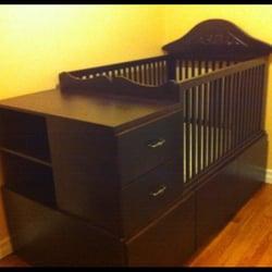 Photo Of Frannyu0027s Custom Furniture   Union City, NJ, United States. Crib  With
