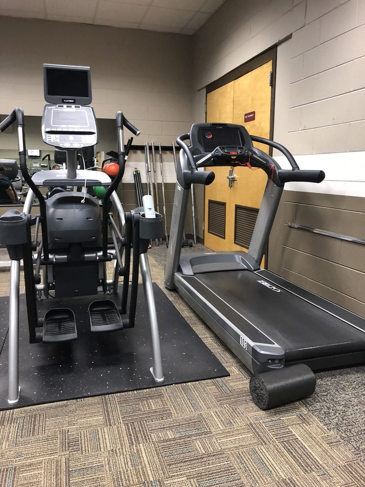 Maxwell Fitness And Sports Center: 50 West Ash St, Montgomery, AL