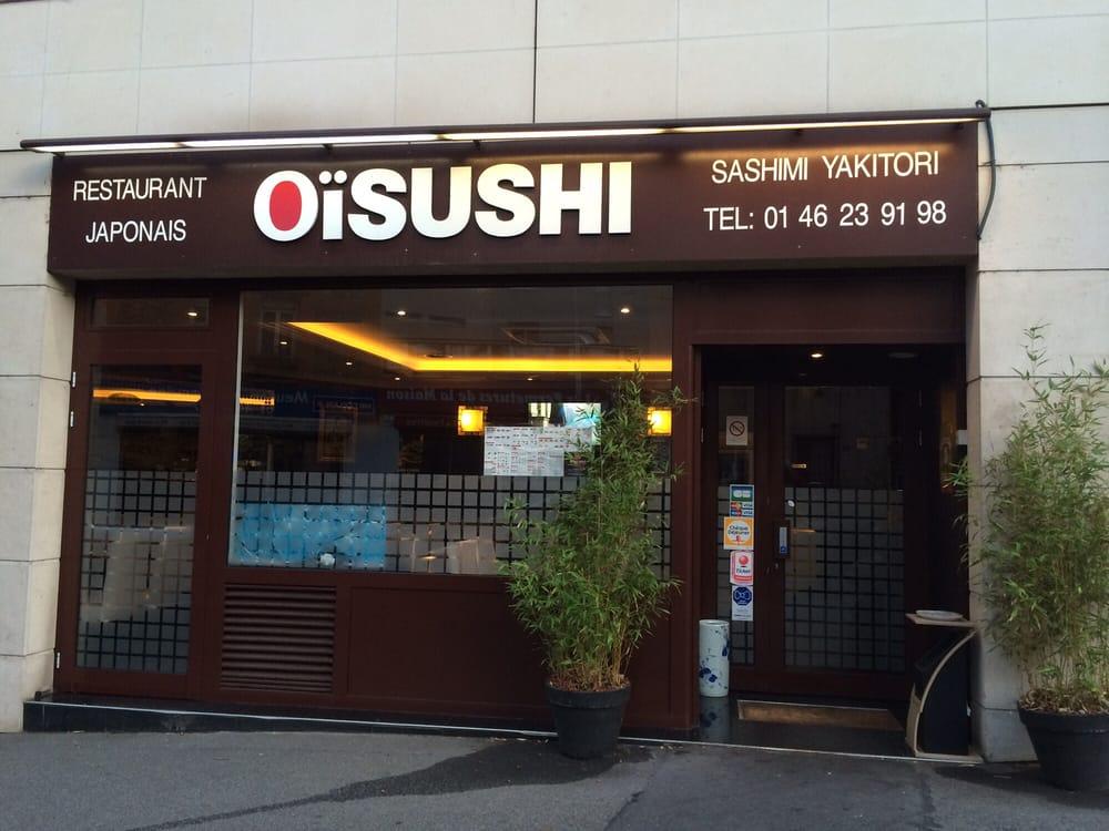 Oisushi japonais 15 rue paris meudon hauts de seine for Mobilier japonais paris 15