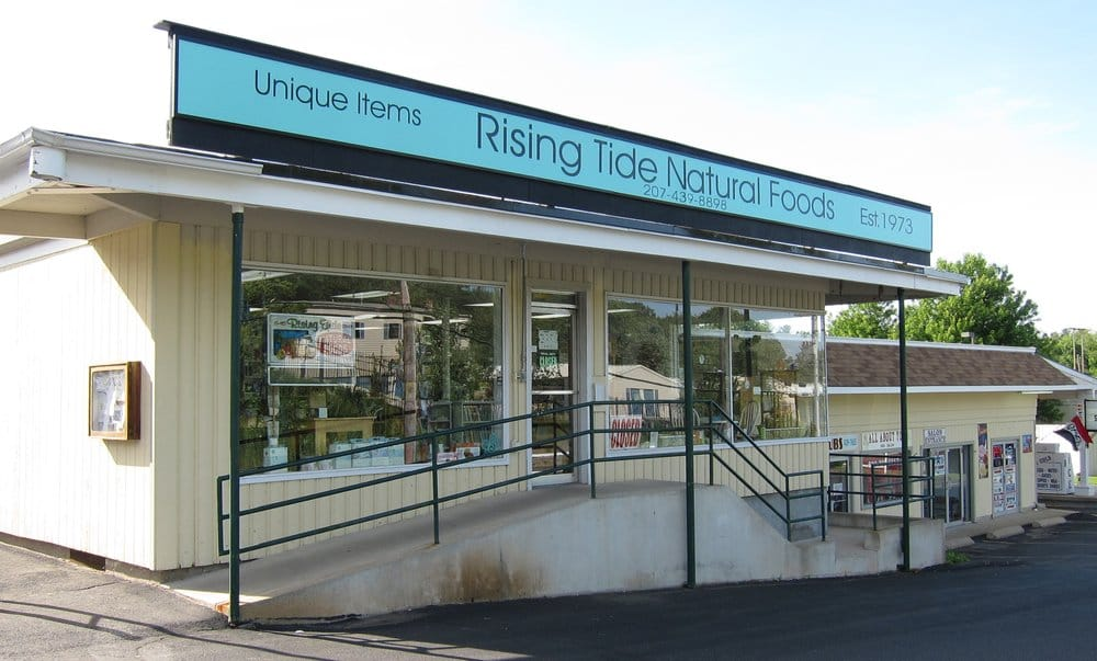 Rising Tide Natural Foods: 165 State Rd, Kittery, ME