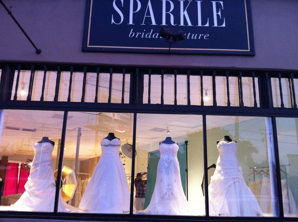 Photos for sparkle bridal couture yelp for Wedding dress shops in sacramento