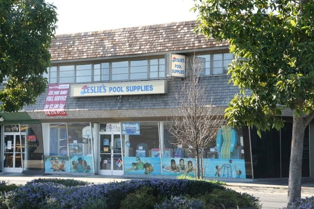 Leslie S Swimming Pool Supplies 26 Anmeldelser Jacuzzi Og Pool 770 El Camino Real San