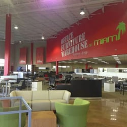 office furniture warehouse of miami - office equipment - 3411 nw