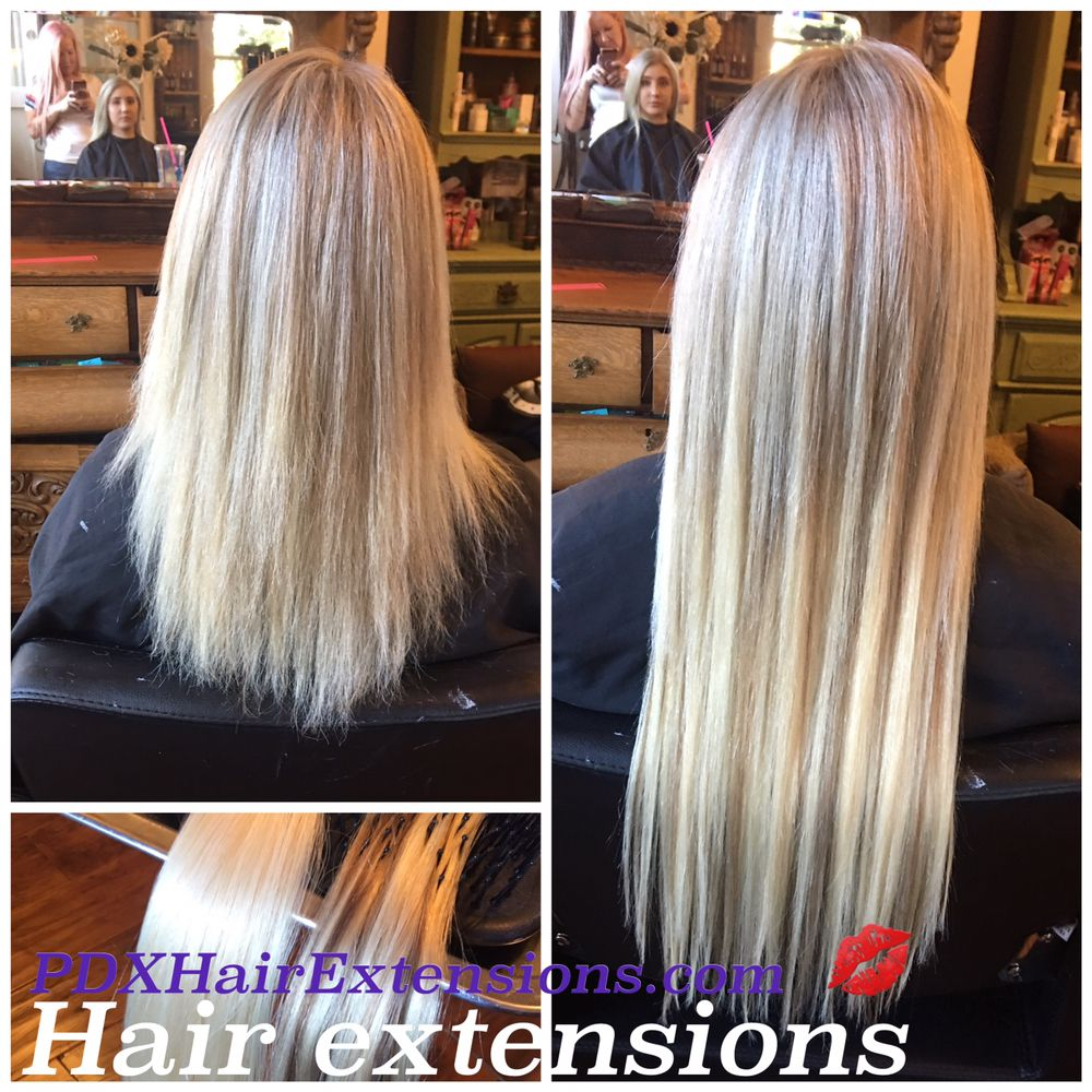 Hair extensions hair extensions yelp photo of pdx hair extensions portland or united states hair extensions pmusecretfo Images