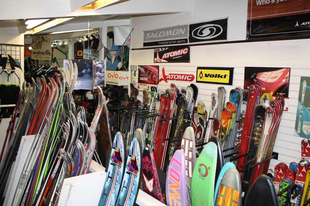 Snowdrift Sports Shop: 3090 Jefferson St, Napa, CA