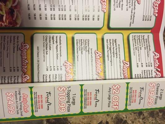 Terra Nova Four Season Pizzeria - 16 Photos & 24 Reviews