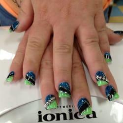 amazing nails spa nail salon day spa eyelash service hair removal open ...