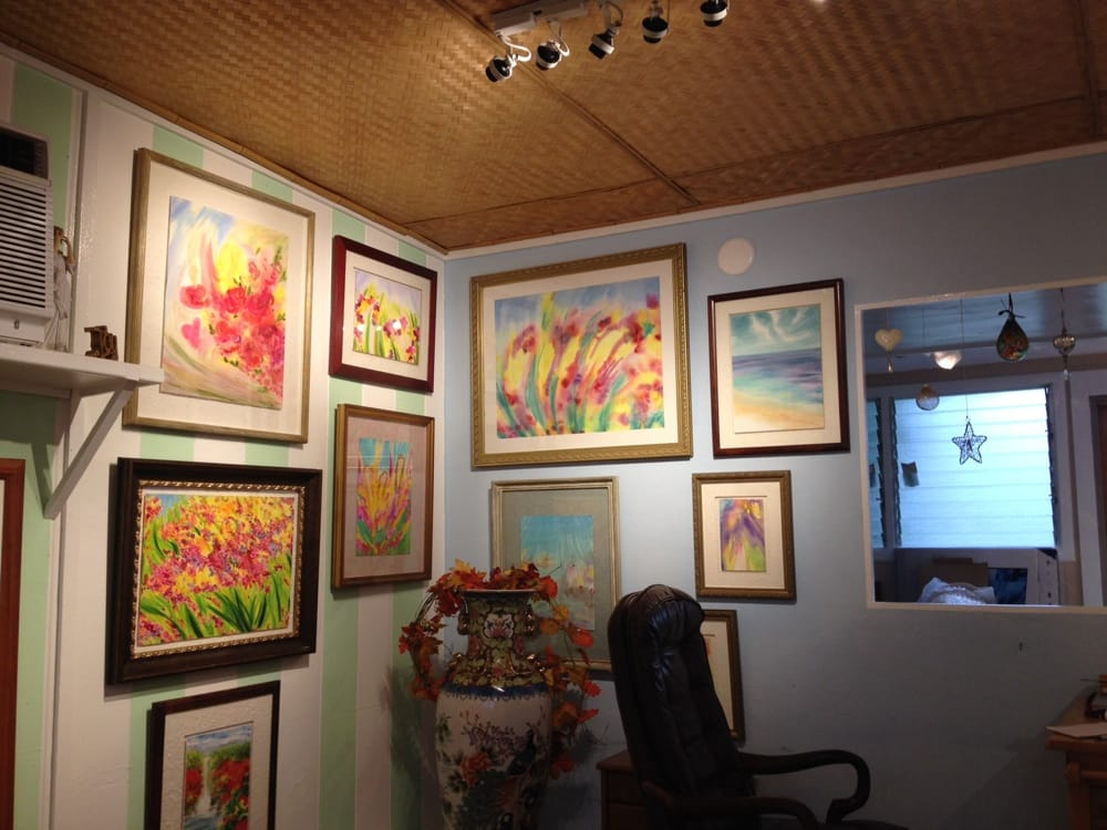 Mercedes Maza Art: 4545 Kona Rd, Hanapepe Kauai County, HI