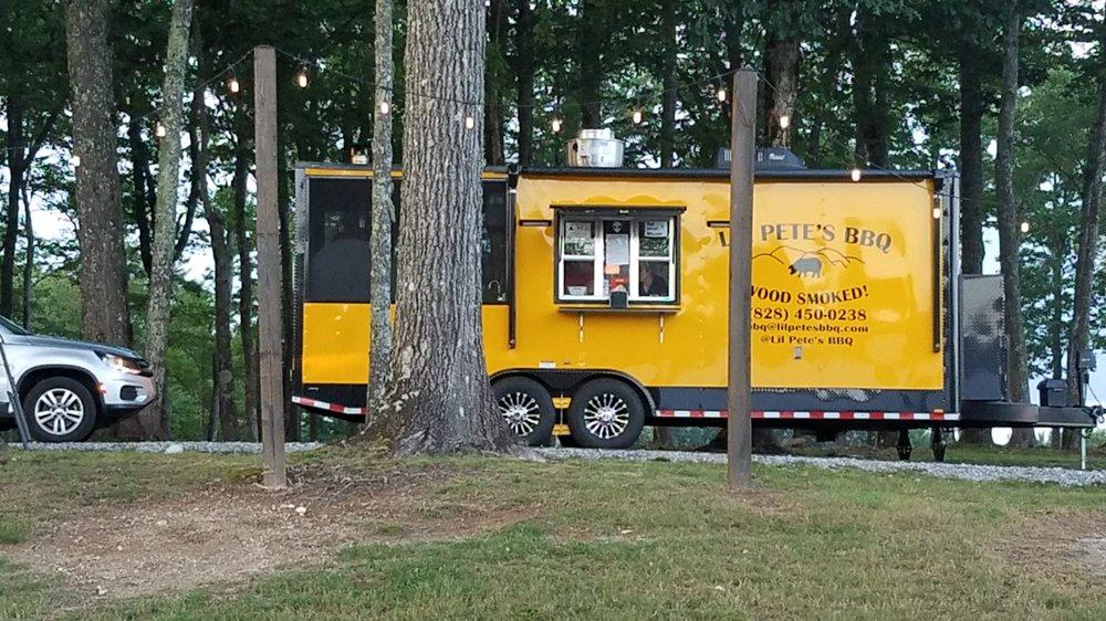 Lil Pete's BBQ: Asheville, NC