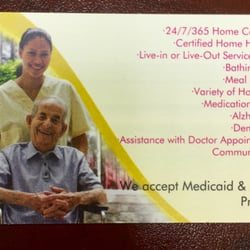 Aaa home health care home health care 2221 east parham rd photo of aaa home health care richmond va united states back of back of business card reheart Images