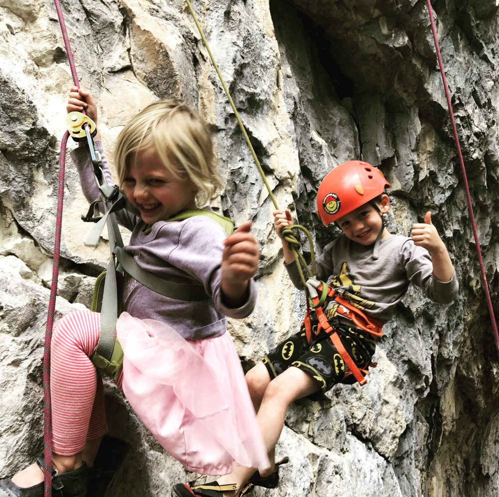 Social Spots from Glenwood Climbing Guides