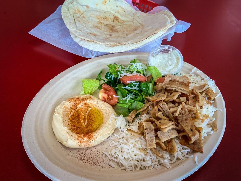 Food from MAZAYA