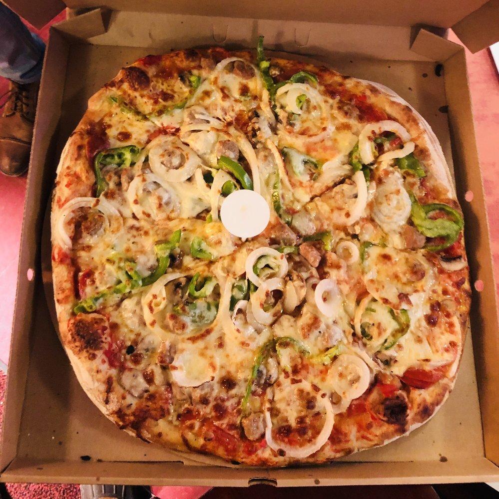 Food from Regina Pizzeria