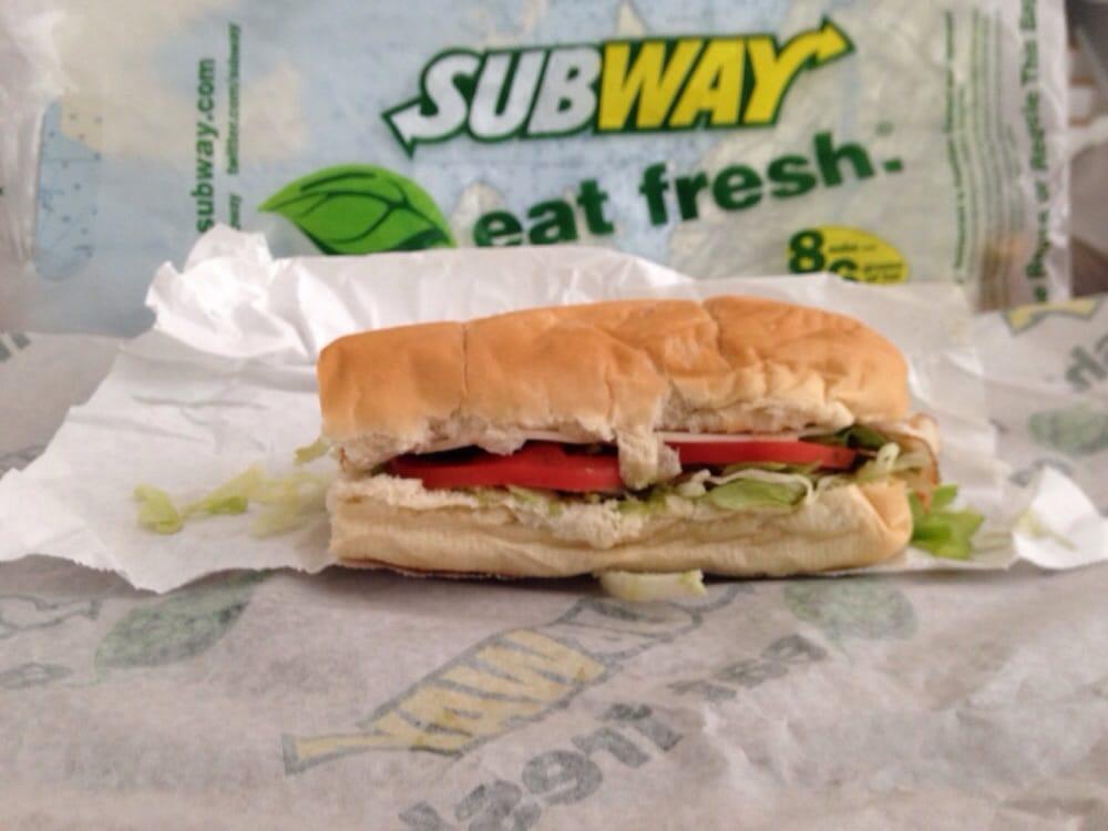 Subway Restaurant West Haven Ct