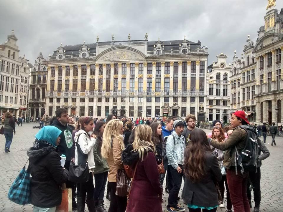 Free Walking Tour Bruxelles