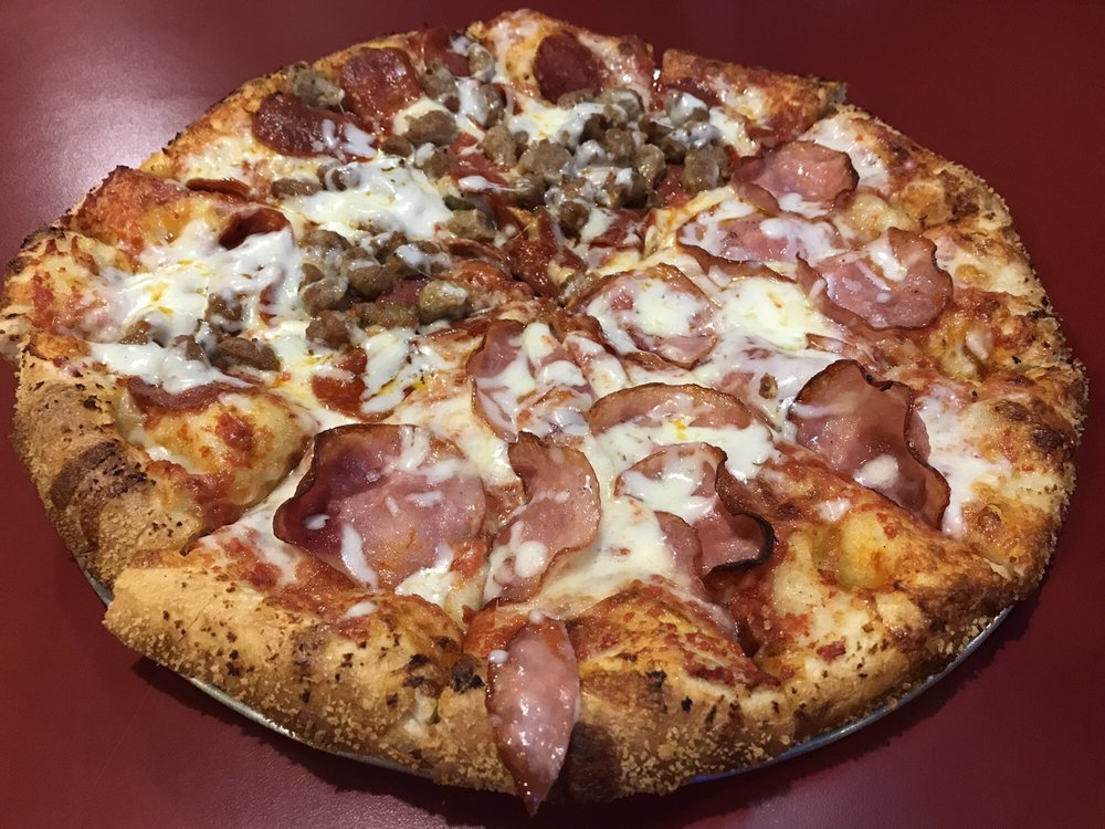 Pizza Plus: 3327 Santa Fe, Riverbank, CA