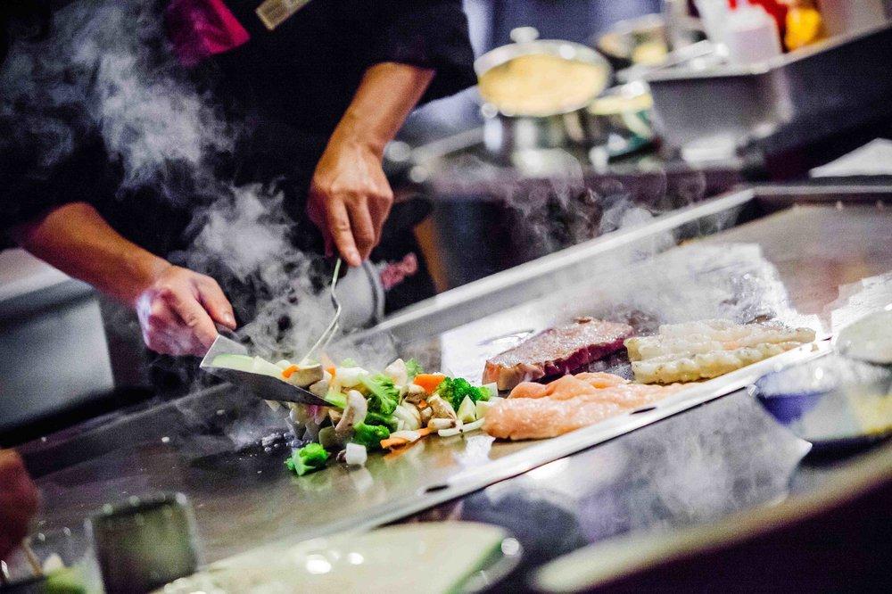 Surah Japanese Steakhouse: 101 Ridgeside Ct, Mount Airy, MD