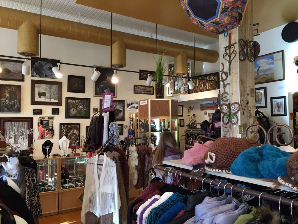 Febra's A Boutique & Gallery