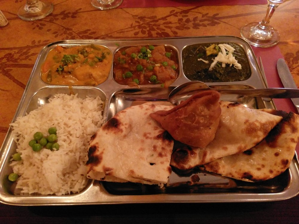 Taste of India: 286 Route 206 S, Flanders, NJ