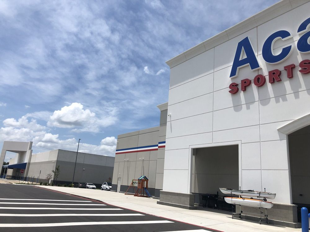 Academy Sports + Outdoors: 140 E Bert Kouns Industrial Lp, Shreveport, LA