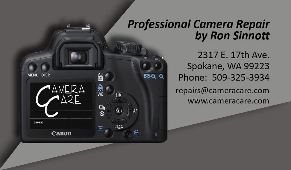 Camera Care: 2317 E 17th Ave, Spokane, WA