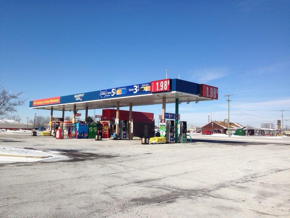 Murphy USA: 1181 Trenton Ave, Findlay, OH