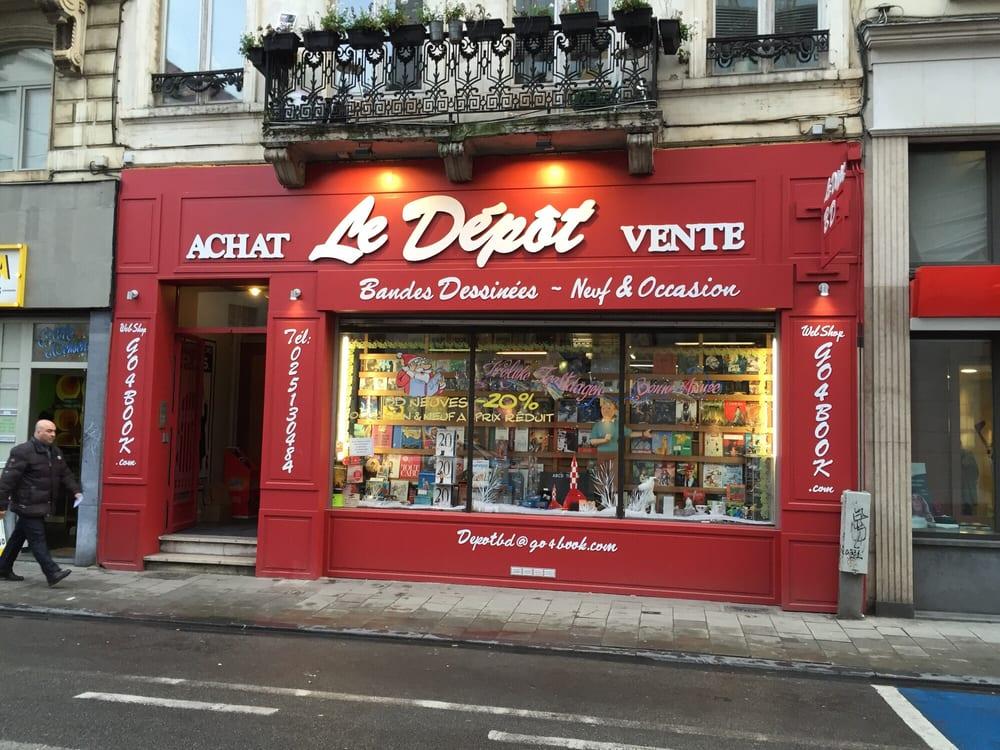 le d p t bd magasin d 39 occasion rue du midi 108 bruxelles bruxelles belgique num ro de. Black Bedroom Furniture Sets. Home Design Ideas