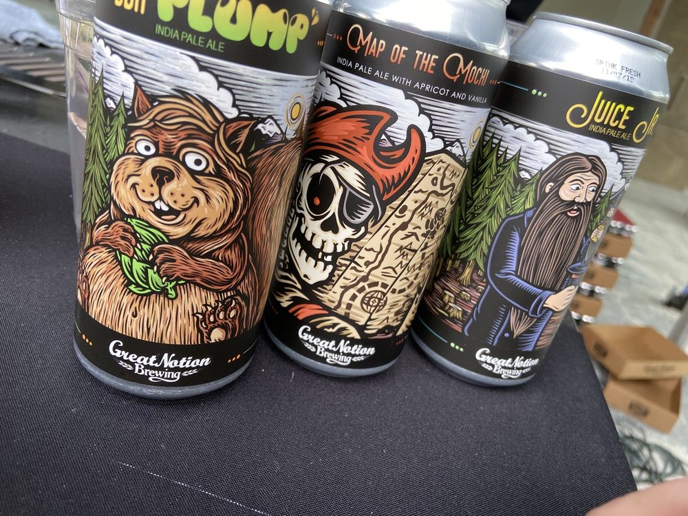 Great Notion - Beaverton: 230 NW Lost Springs Ter, Portland, OR