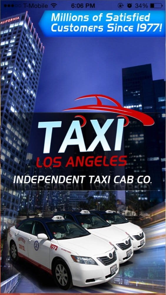 Independent Taxi Company: 700 N Virgil Ave, Los Angeles, CA