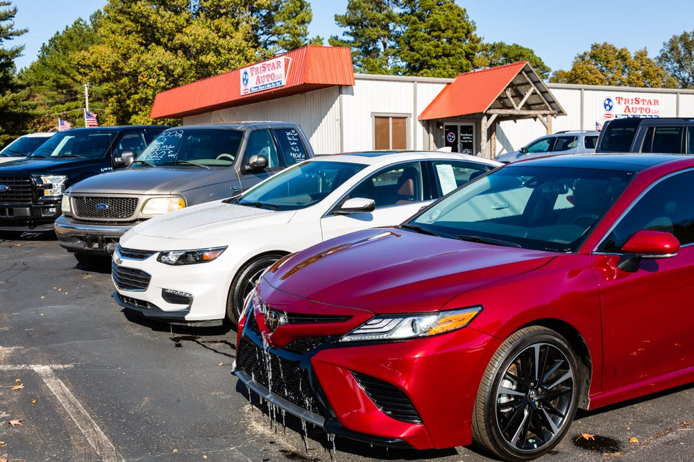 TriStar Auto: 18 Three Way Ln, Humboldt, TN