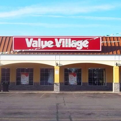 best time to shop at value village