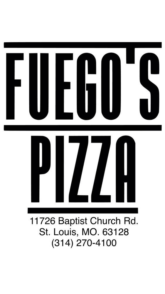Fuego's Pizza: 11726 Baptist Church Rd, Sappington, MO