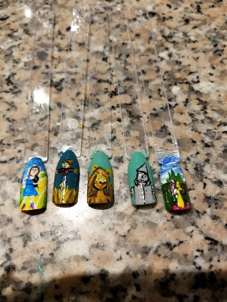 Judy's Nails & Skin Care: 1515 Gunbarrel Rd, Chattanooga, TN