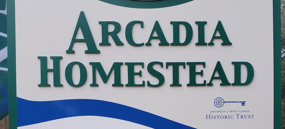 Arcadia Homestead: 4755 Anna Simpson Rd, Milton, FL