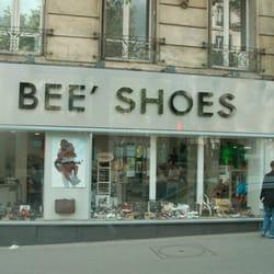 Bee'shoes Rue Strasbourg La De Fayette 127 Magasins Chaussures RpxZRwTSq