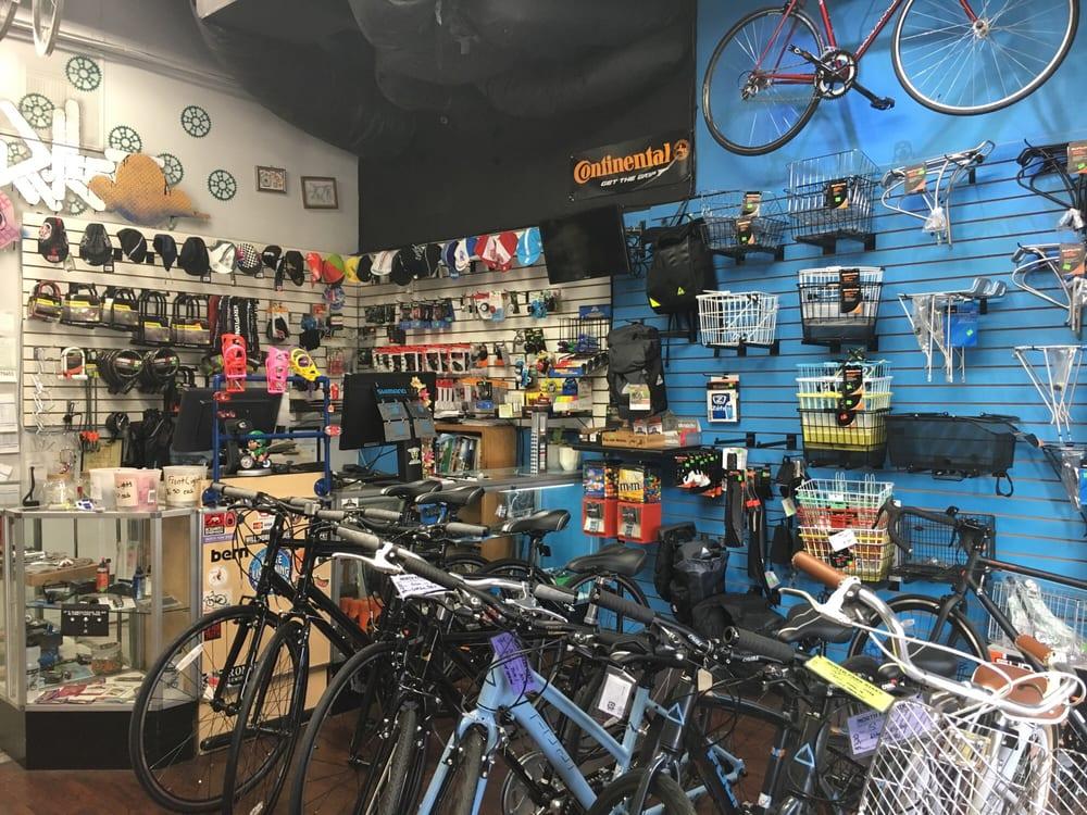 North Park Bikes
