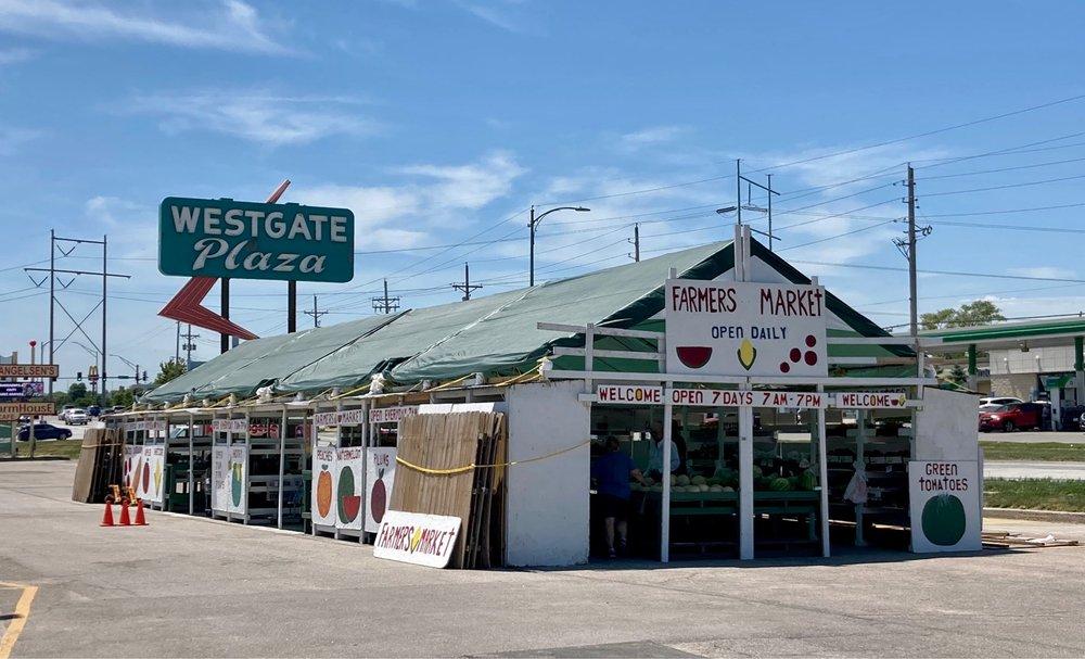 Westgate Plaza Farm Stand: 3457 S 84th St, Omaha, NE