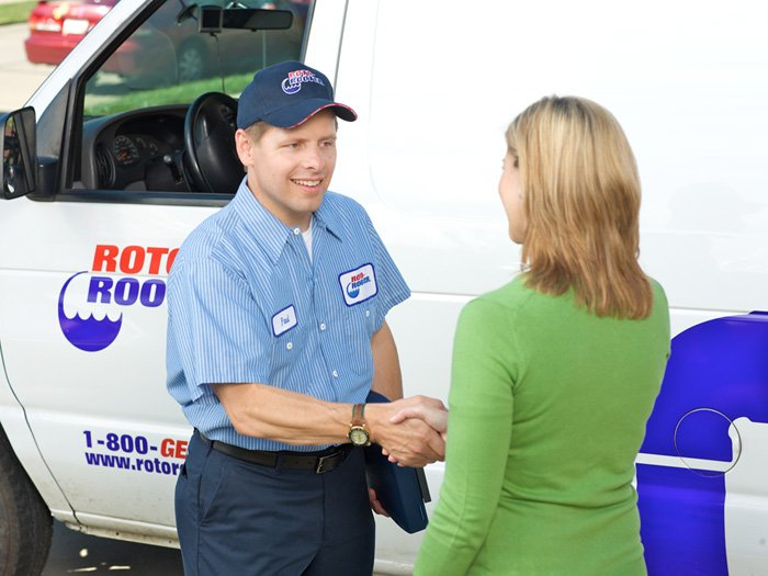 Roto-Rooter Plumbing & Water Cleanup: 1920 Duval Ave, Harlingen, TX