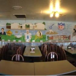 Photo Of Chair Crushers Grill Henryetta Ok United States Nice Banquet Room