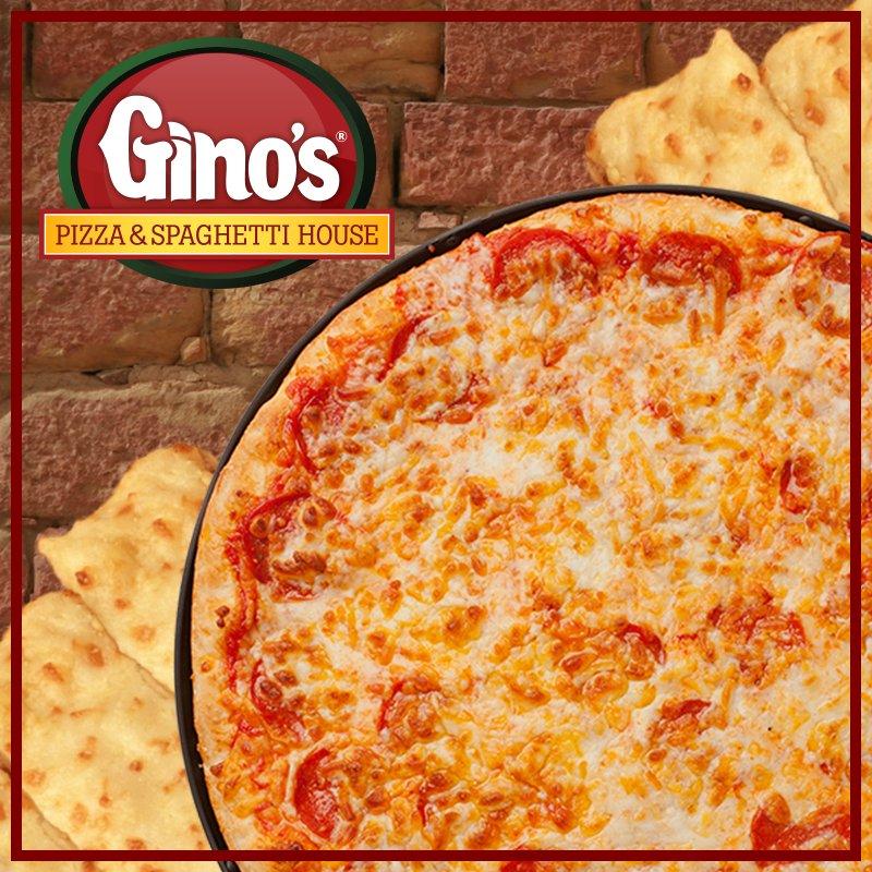 Gino's Pizza & Spaghetti House: 119 State Rt 19, West Hamlin, WV