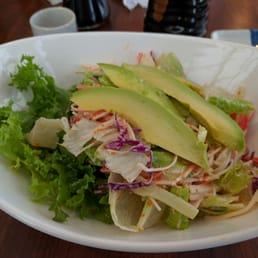 Momoyama Sushi House - Nanuet, NY, United States. Kani salad