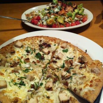 California Pizza Kitchen Warrenville Il