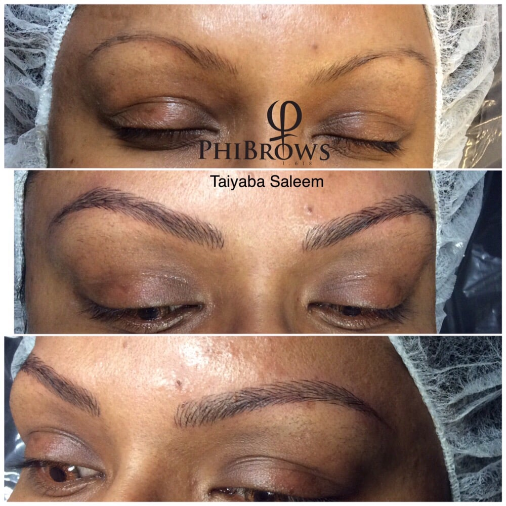 Phibrows Perfect Technique For Perfect Brows Yelp