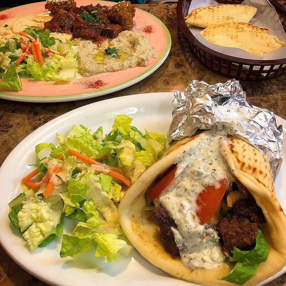 King Tut Mediterranean Restaurant: 4520 200th St SW, Lynnwood, WA