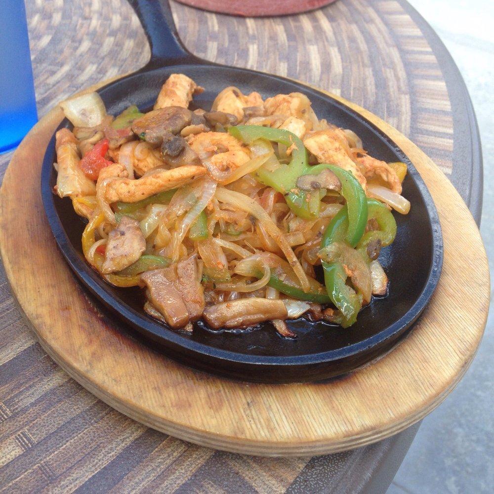Chicken Fajita With Mushrooms Yelp