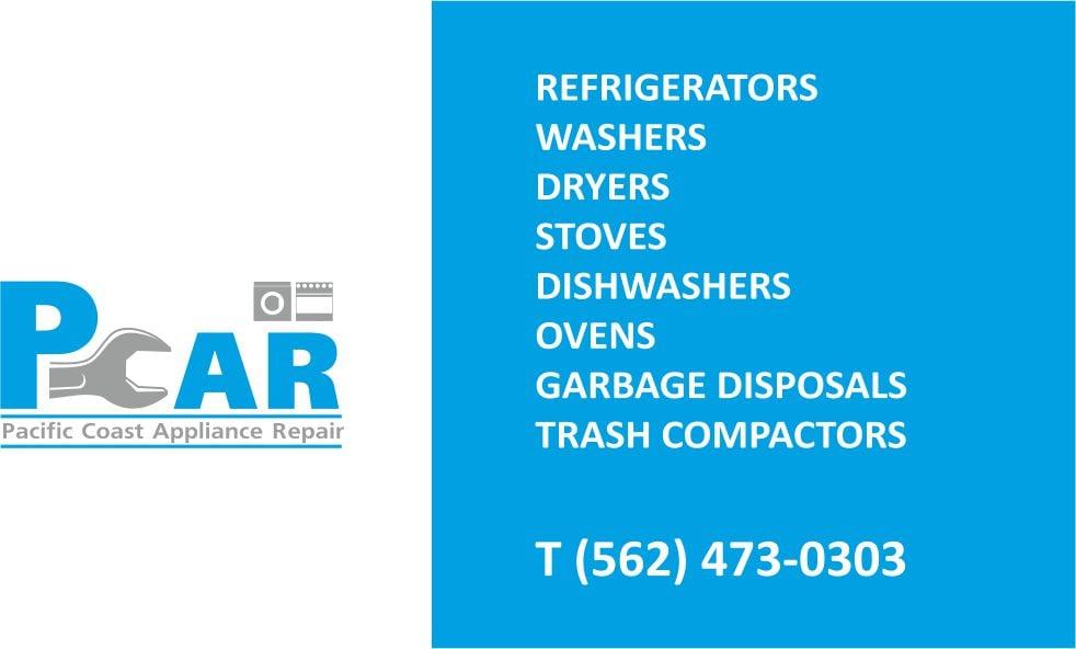 Pacific Coast Appliance Repair Long Beach Ca