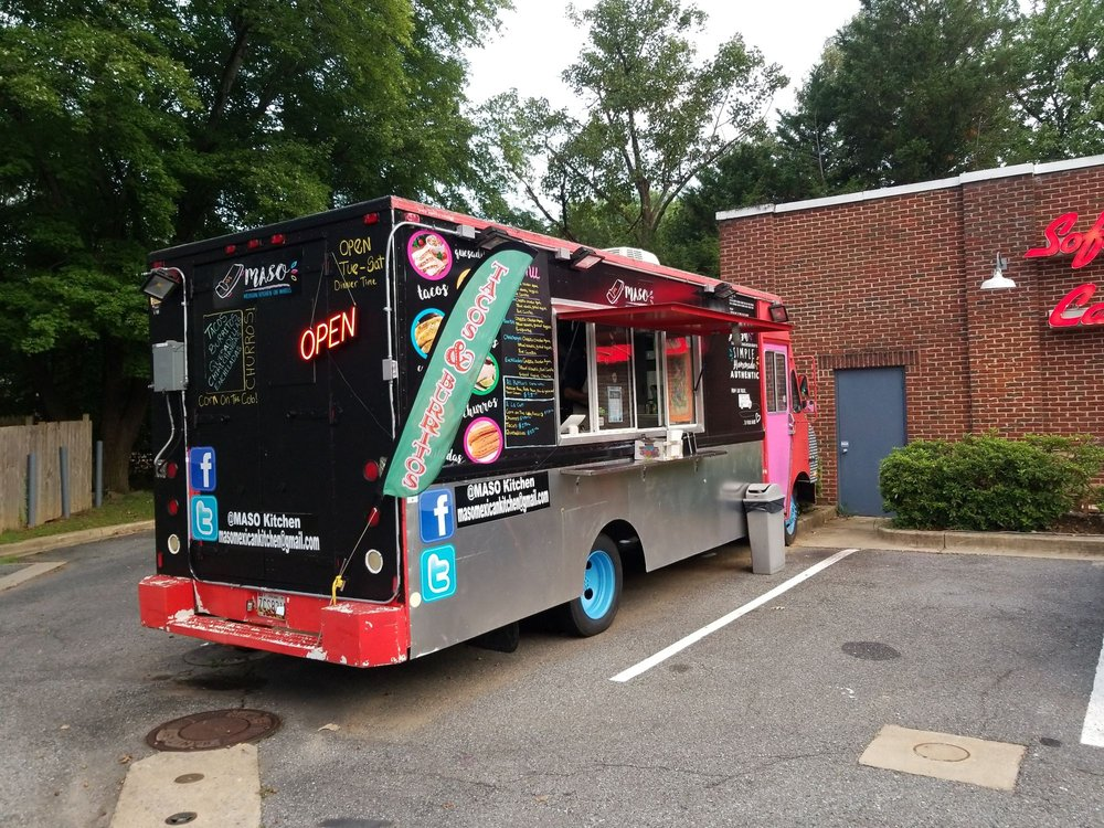Maso Mexican Kitchen on Wheels: 971 Quince Orchard Rd, Gaithersburg, MD