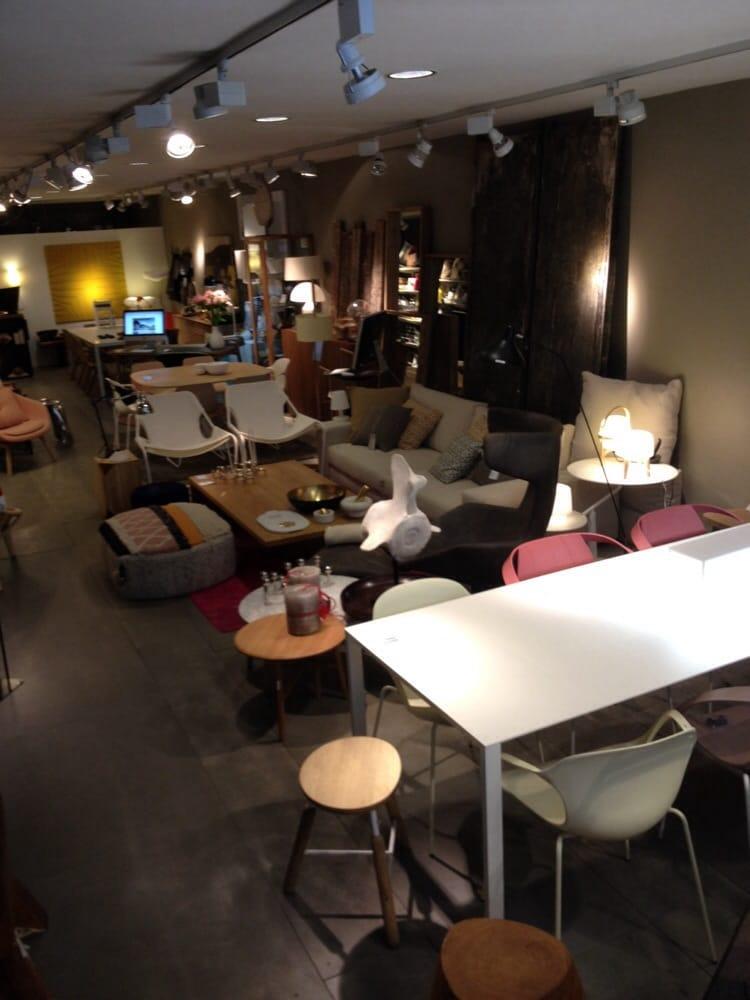 Batavia tiendas de muebles calle de serrano anguita 4 for Telefono registro bienes muebles madrid
