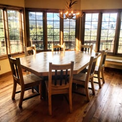 Elegant Photo Of Alpine Furniture Company   Leadville, CO, United States. Custom  Dining Table
