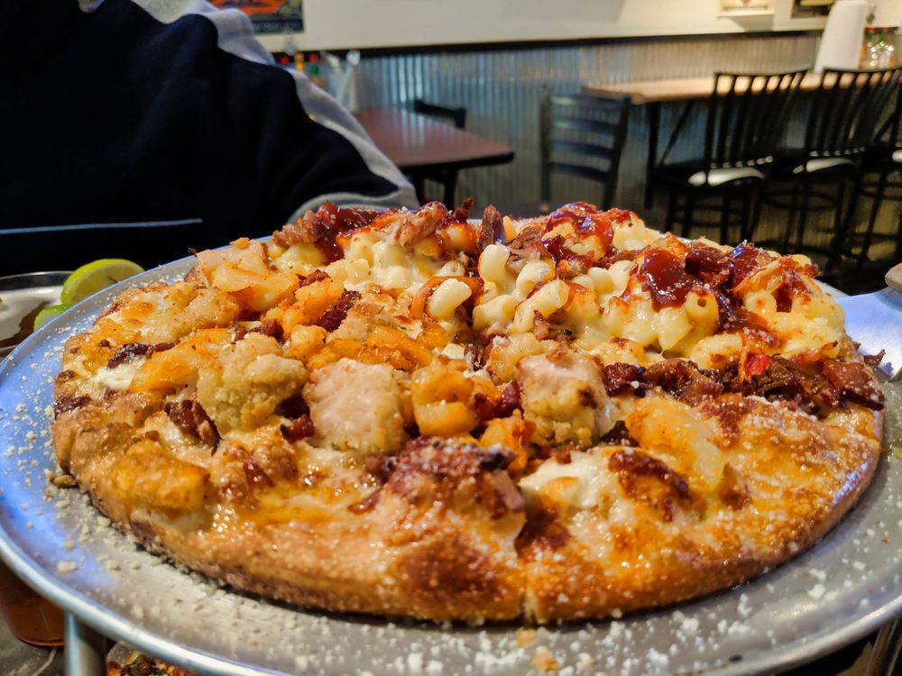 Social Spots from Krazy Karl's Pizza